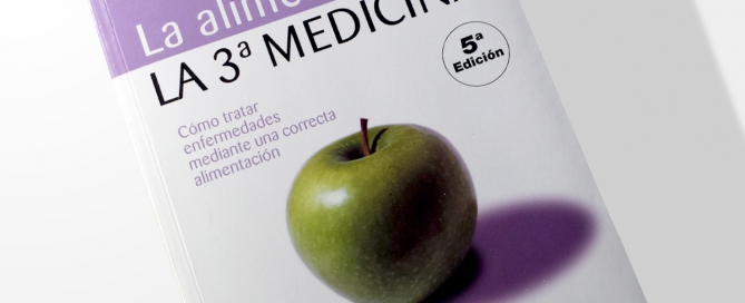 La alimentación, la tercera medicina de Seignalet